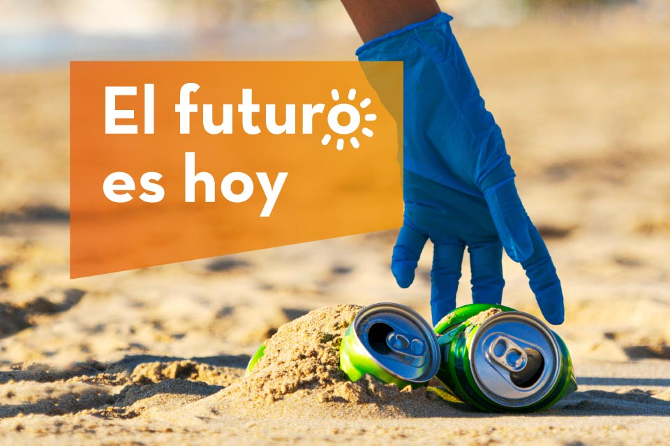 el futuro sostenible es hoy