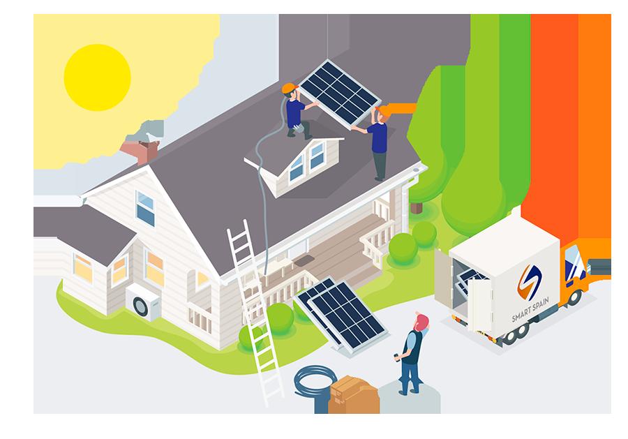 paneles solares para casa ayudas y bonificaciones