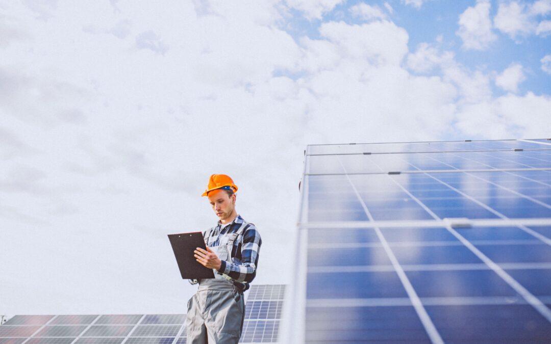 amortizar placas solares