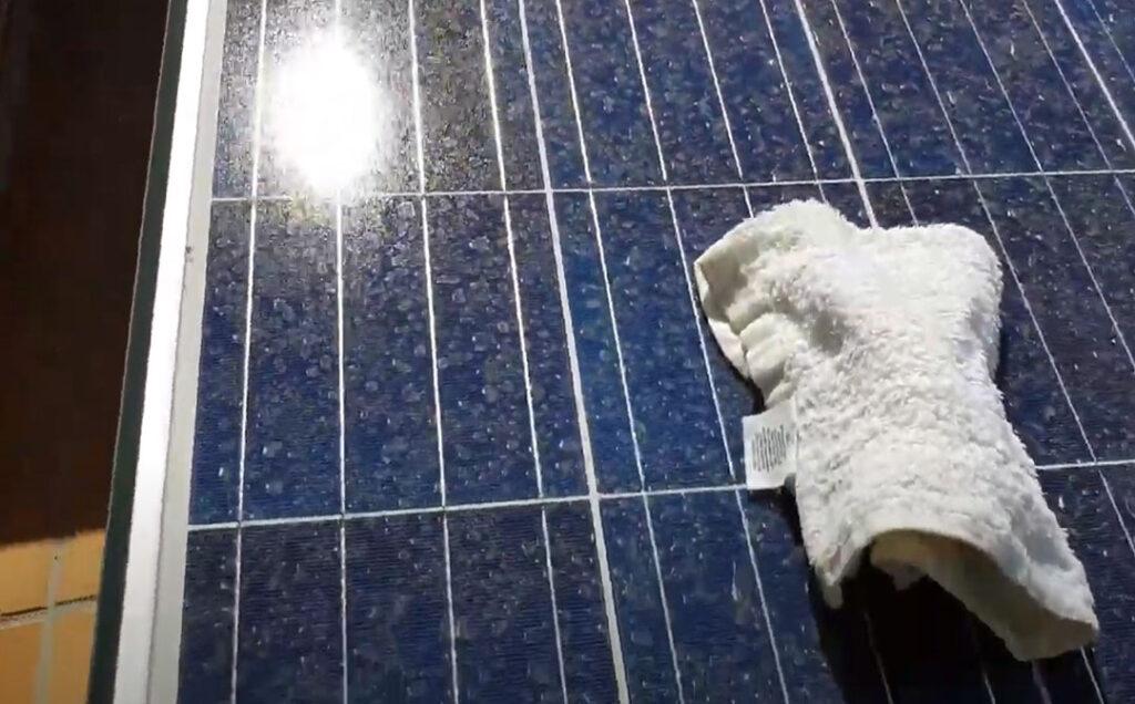 Suciedad placas solares