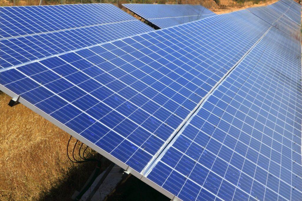 Tipos de baterías solares