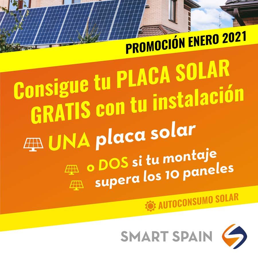 Promoción enero Smart Spain