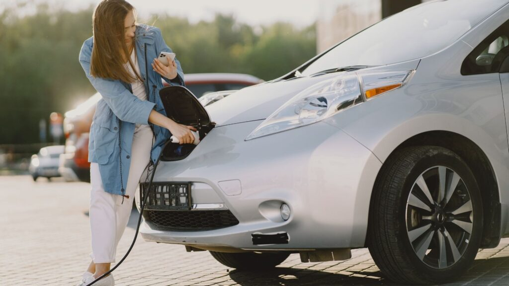 Recarga coches eléctricos