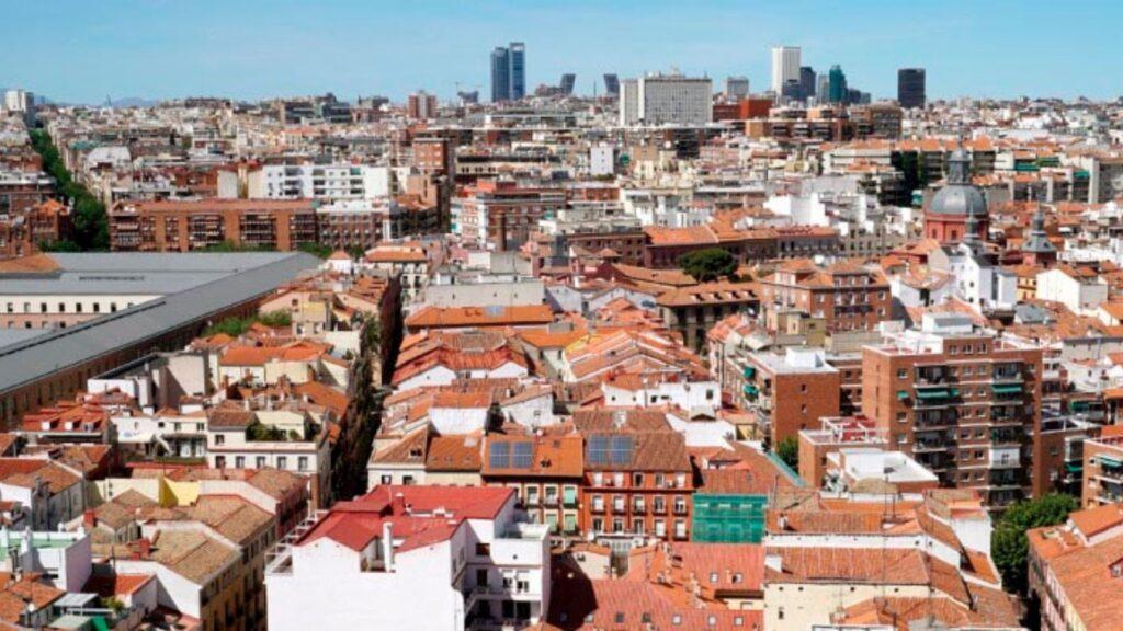 Madrid placas solares